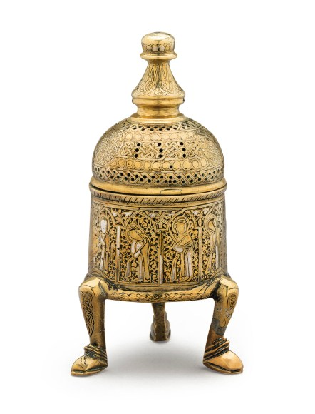 AYYUBID INCENSE BURNER