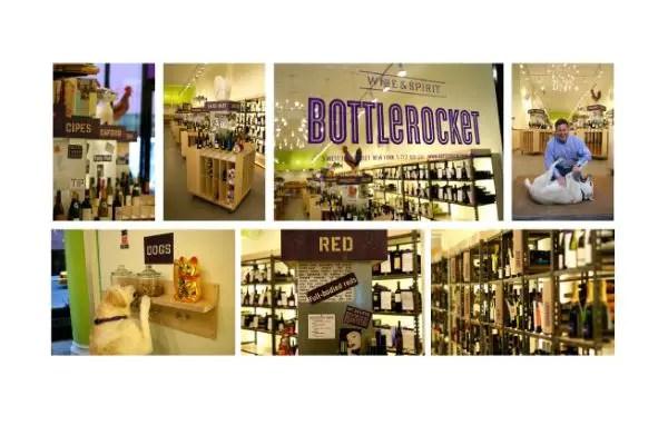 bottlerocket wine & spirits press picture of store
