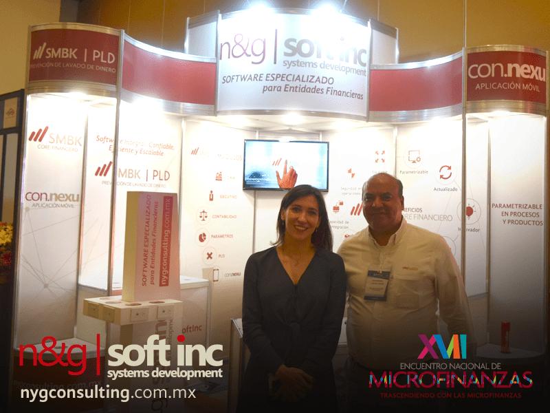N&G Soft Inc XVII Encuentro nacional de microfinanzas