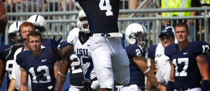 Amos Penn State safety