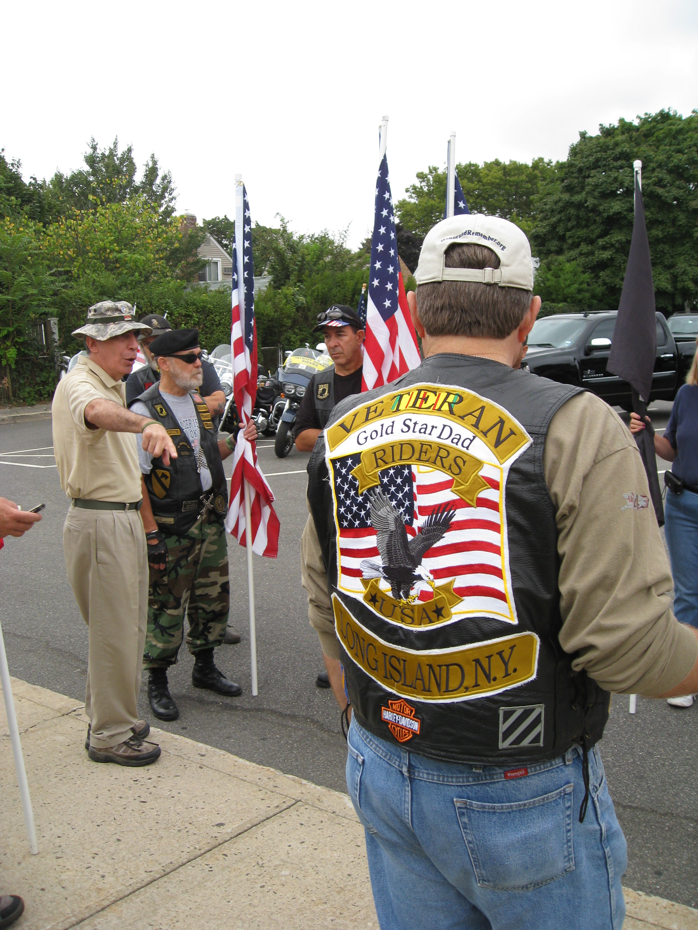 patriot guard riders gathering