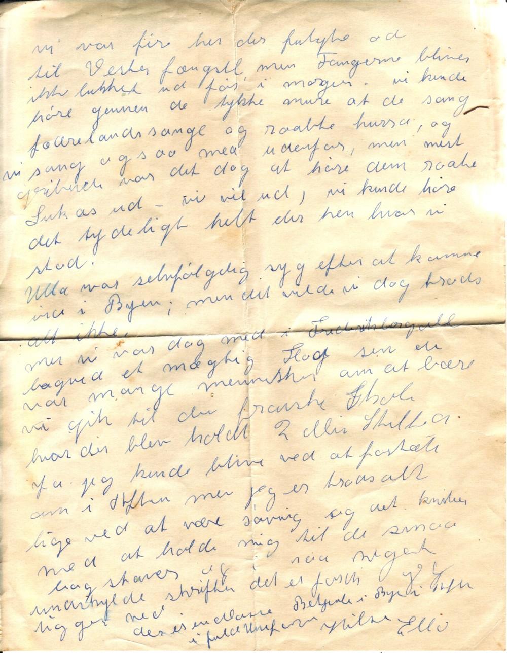 Befrielsen 4. maj 1945