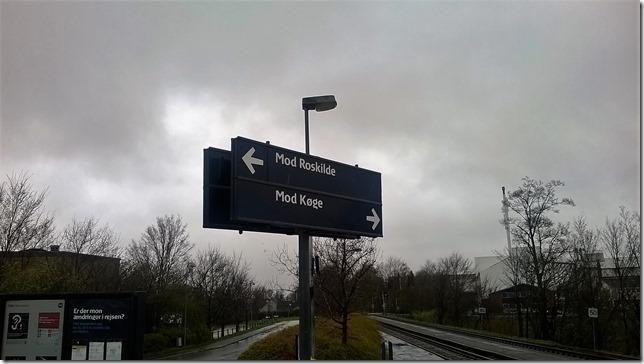 Gadstrup station
