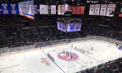 New York Islanders at Nassau Coliseum