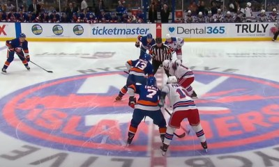Islanders vs. Rangers at Nassau Coliseum