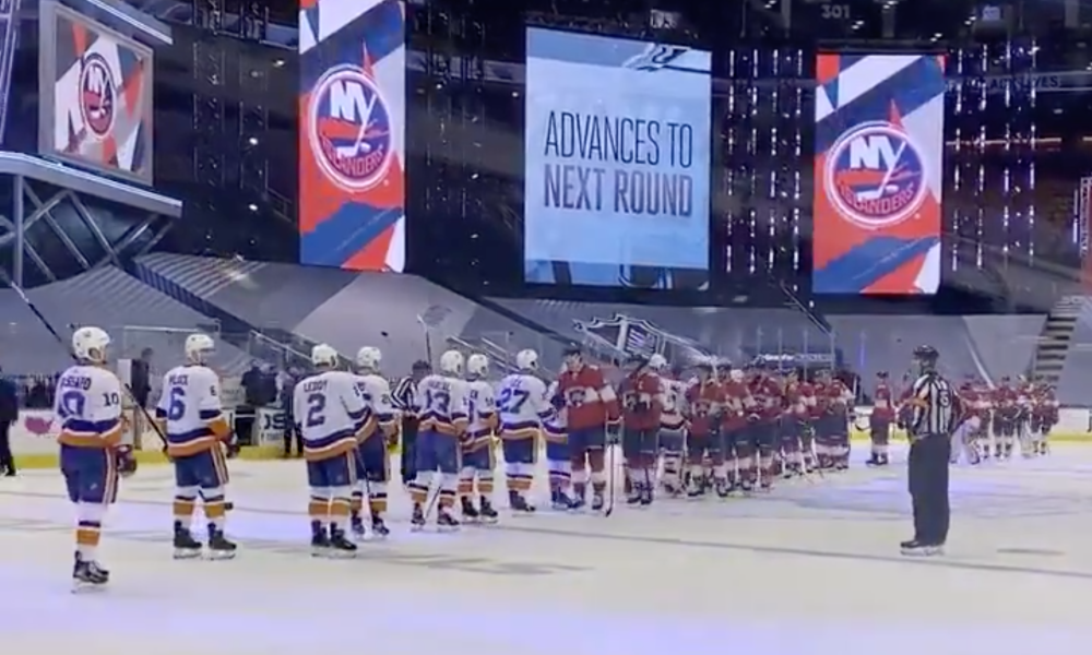 Isles Insights: Islanders Advance to the First Round   NYHN+