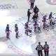 New York Islanders handshake line