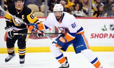 New York Islanders Josh Ho-Sang
