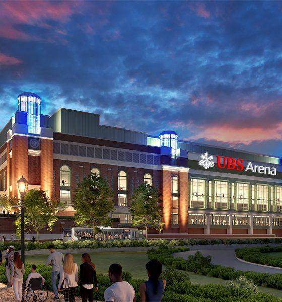 UBS Arena New York Islanders New Home
