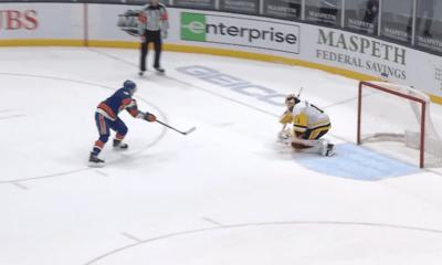 New York Islanders loss to Pittsburgh
