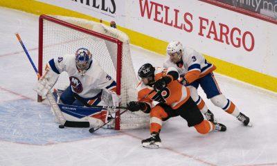 New York Islanders goaltender Ilya Sorokin
