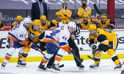 New York Islanders Jean-Gabriel Pageau