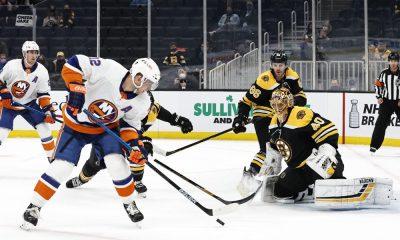 New York Islanders Tuukka Rask