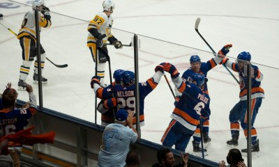 New York Islanders Brock Nelson