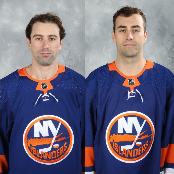 Expansion Draft Nicke Leddy and Jordan Eberle