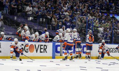 New York Islanders Game 7 loss