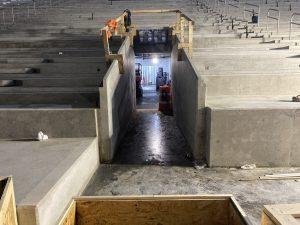 UBS Arena Islanders Tunnel
