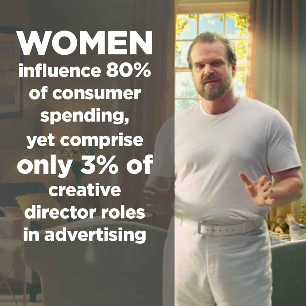 super bowl women advertising