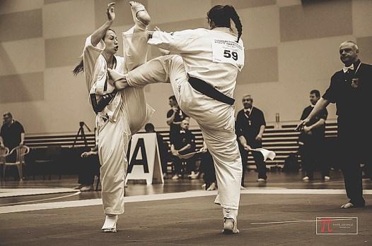 karate merginos