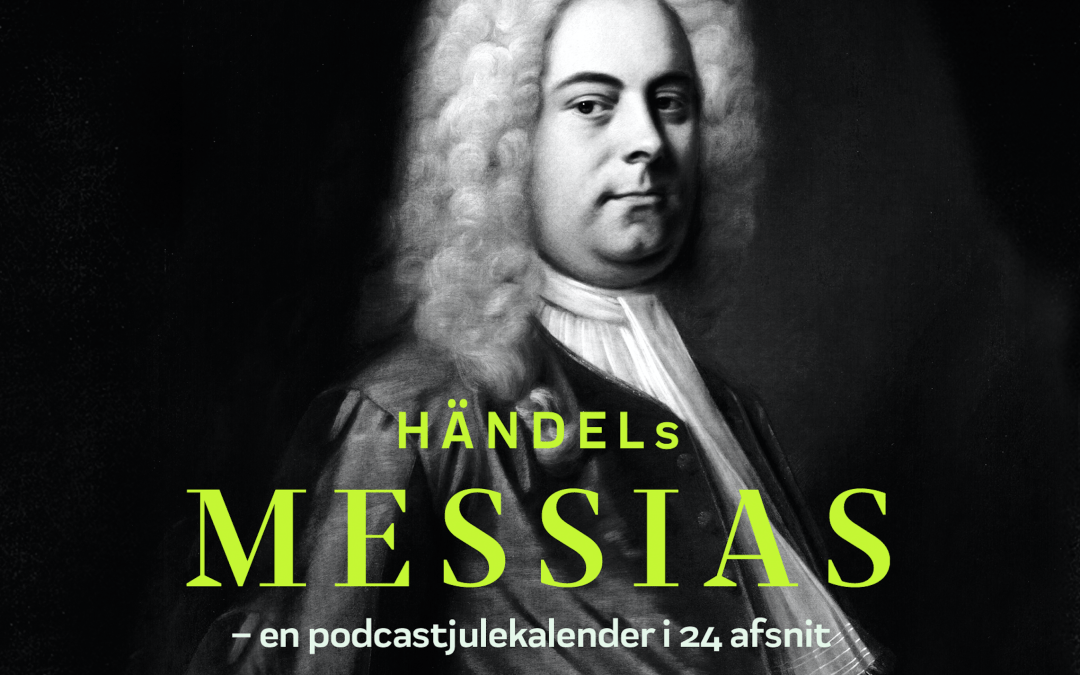 Messias – en podcastjulekalender i 24 afsnit