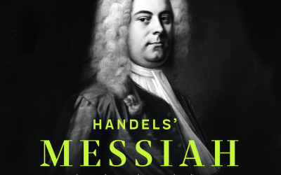 Countdown to Easter with Handel's Messiah