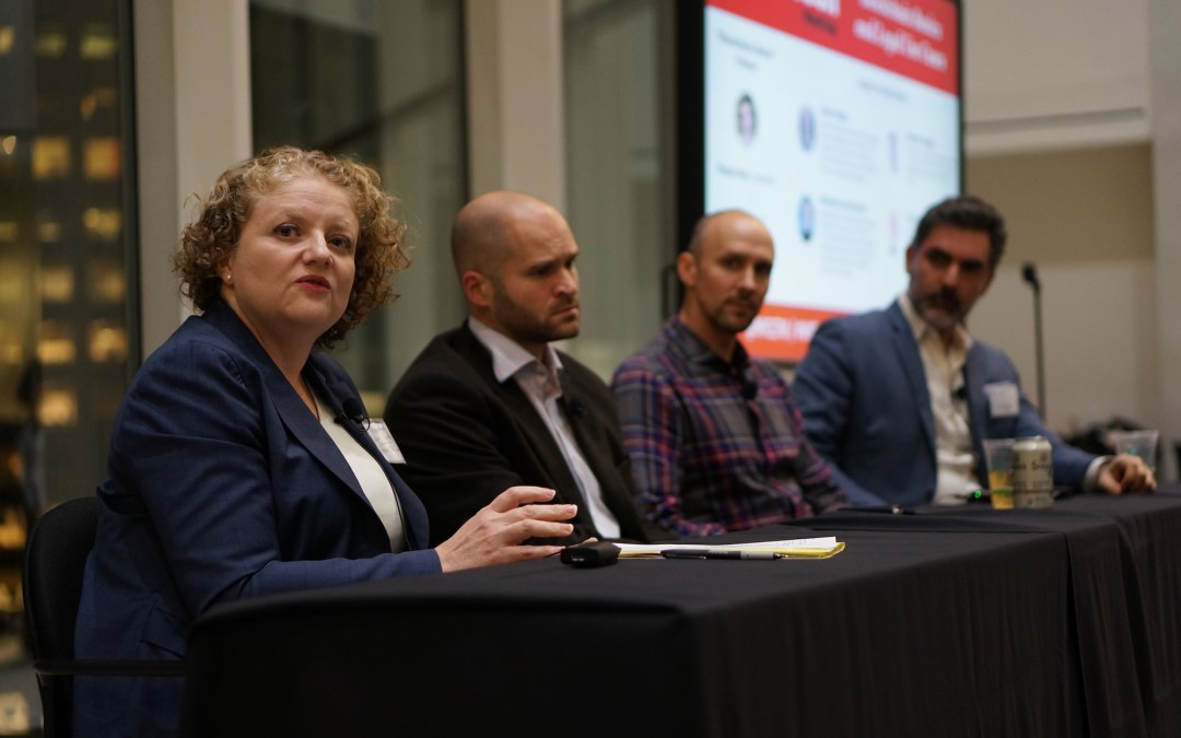 """""""Investing in Legal Tech"""" Panel (7/26/18)"""
