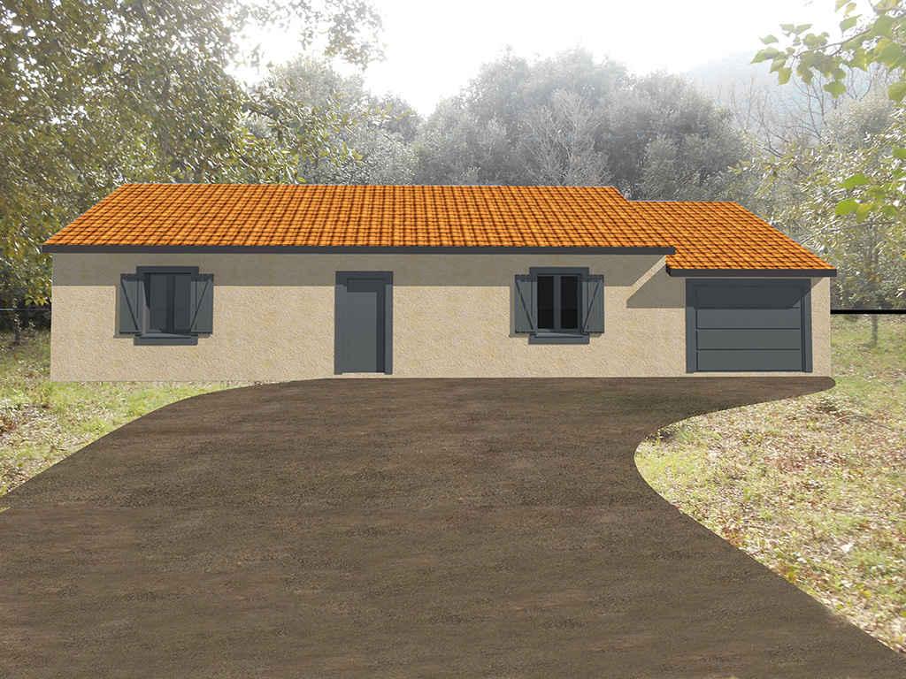 Permis de construire maison St André de Cubzac
