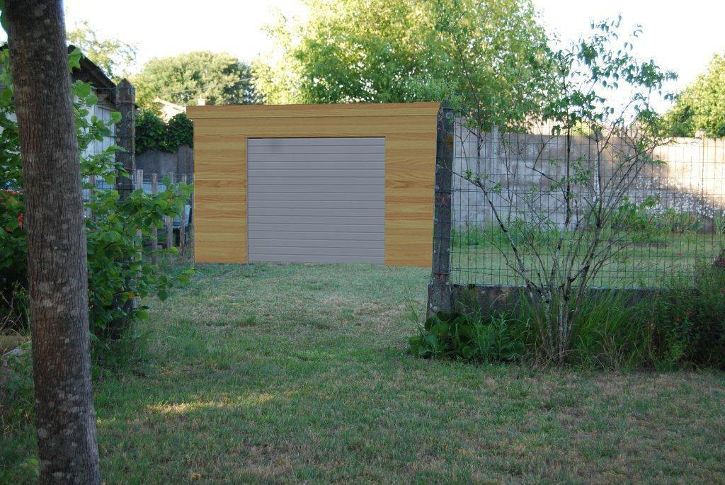 Votre d claration pr alable de travaux en gironde - Abri de jardin declaration de travaux ...