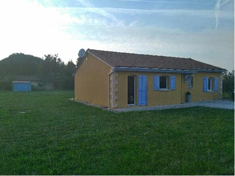 Extension de maison à Blaye