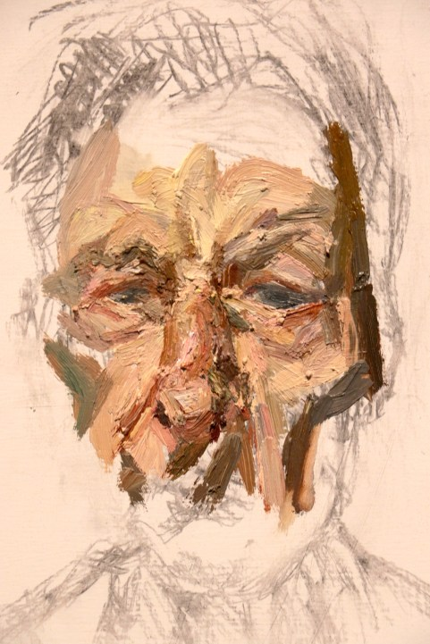 Self-Portrait, 2002 - Lucian Freud