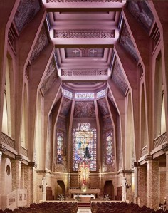 The Church of St Jean Bosco in Paris by Fabrice Fouillet (France), Professional/Architecture
