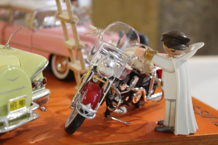 Elvis' rides