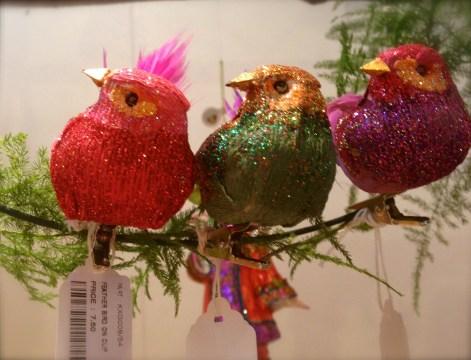 birds ornament