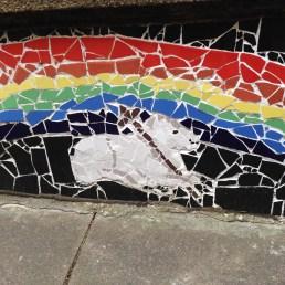 lamb mosaic
