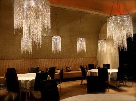 Kelly Hoppen private dining