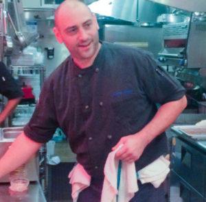 nyloS Restaurant Chef Jeremy Solyn
