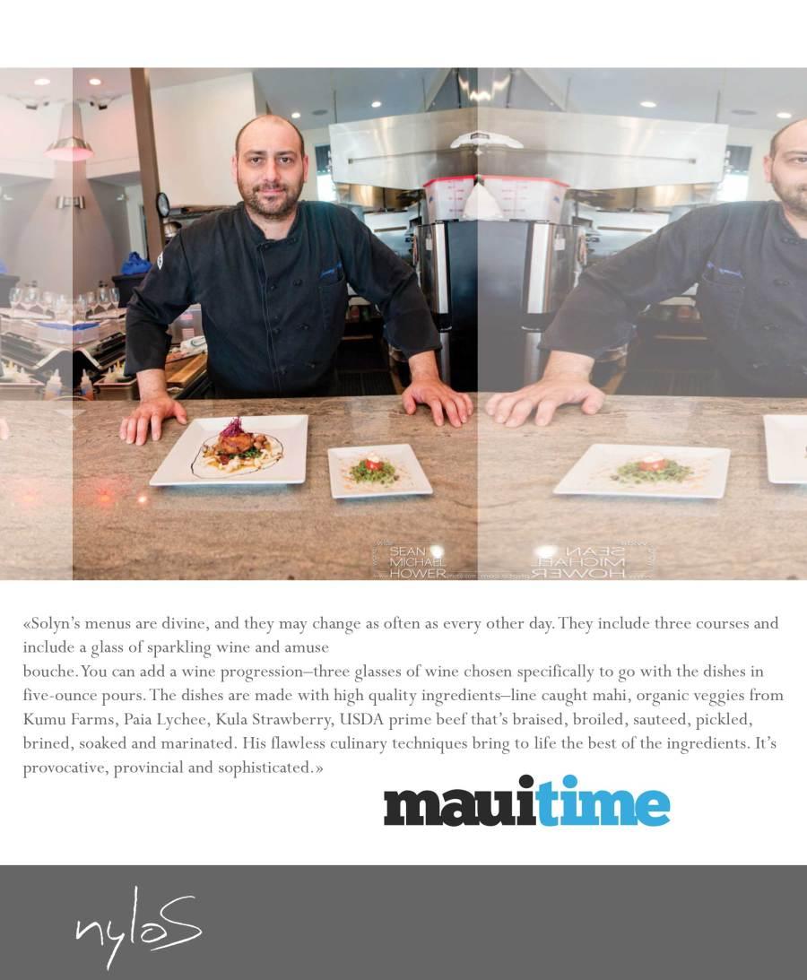 Maui Times Feature