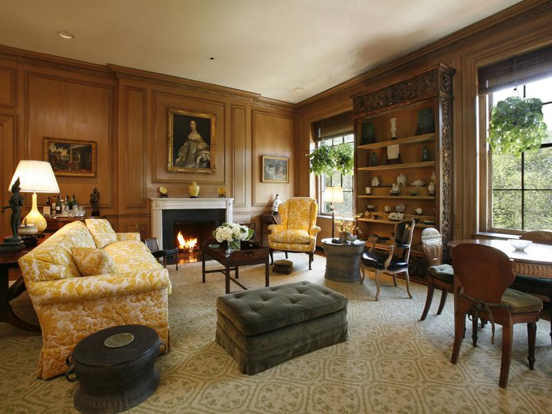 2 east 67th street living room