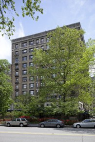 The Beaumont Apartments, 730 Riverside Drive, Manhattan. Image Credit: LPC.