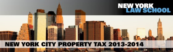 Property Tax CLE Header
