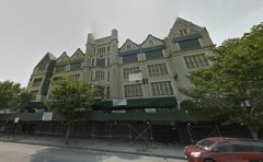 Street view of P.S. 31 in the Bronx, NY. Image credit: Google.