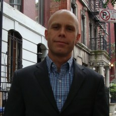 Andrew Berman, Executive Director of the Greenwich Village Society for Historic Preservation.
