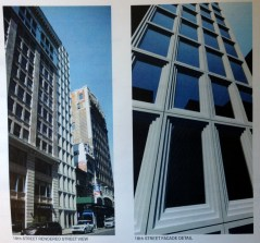 Rendering of proposed building at 38-42 West 18th Street in Manhattan. Image Credit: Morris Adjmi Architects.