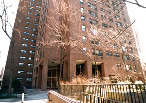 HPD adopted amendments to the rules governing Mitchell-Lama housing, such as this building in Manhattan.  Image credit:  NYC.gov