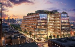 Rendering of the proposed development. Image credit: Steelblue