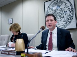 Council Member Brad Lander. Image Credit: William Alatriste for the City Council.