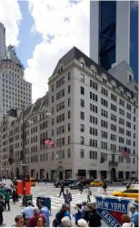 The Bergdorf Goodman building. Image Credit: LPC.