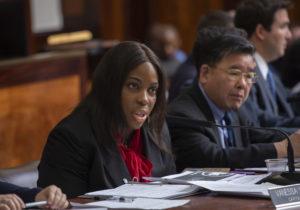 Council Member Vanessa L. Gibson. Image Credit: John McCarten