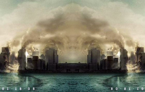 Cloverfield Poster Mirrorer