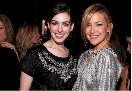 Anne Hathaway And Kate Hudson Bridezillas Vulture